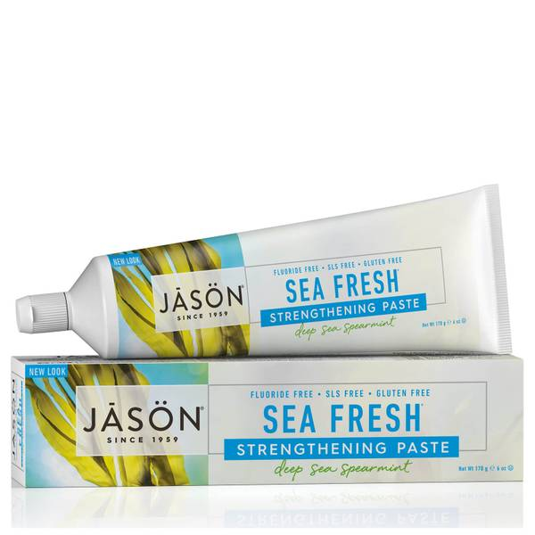 JASON 杰森清爽海洋天然牙膏 (170G)