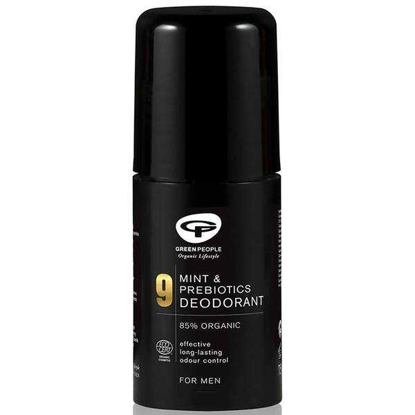 Green People Organic Homme 9 Stay Cool Deodorant (75ml)