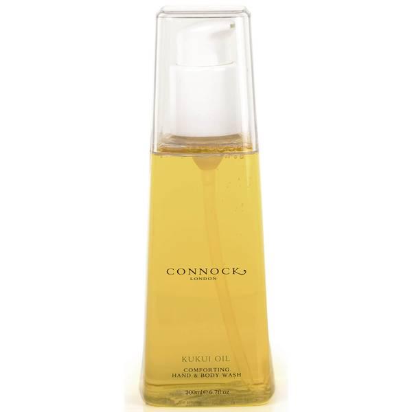 Connock London Kukui Oil Comforting Hand & Body Wash 200ml