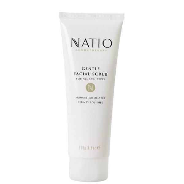 Natio 娜迪奥面部温和去角质乳 (100G)