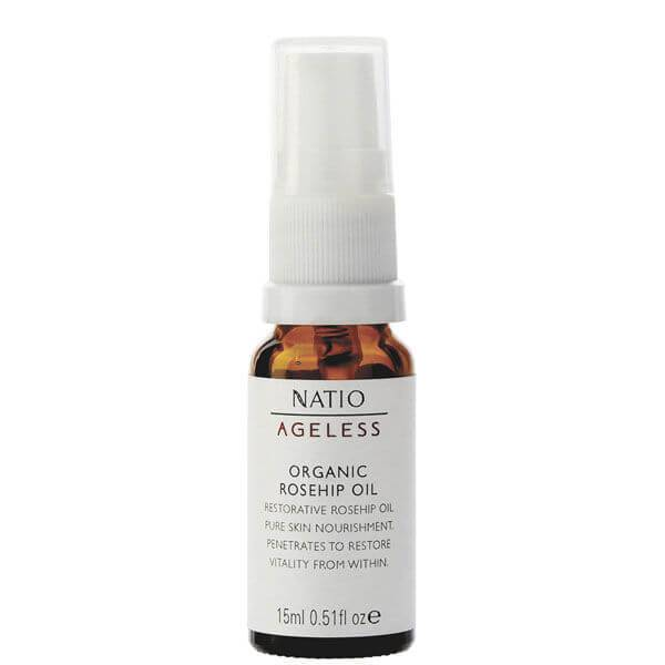 Natio 无龄感健康玫瑰果油 15ml