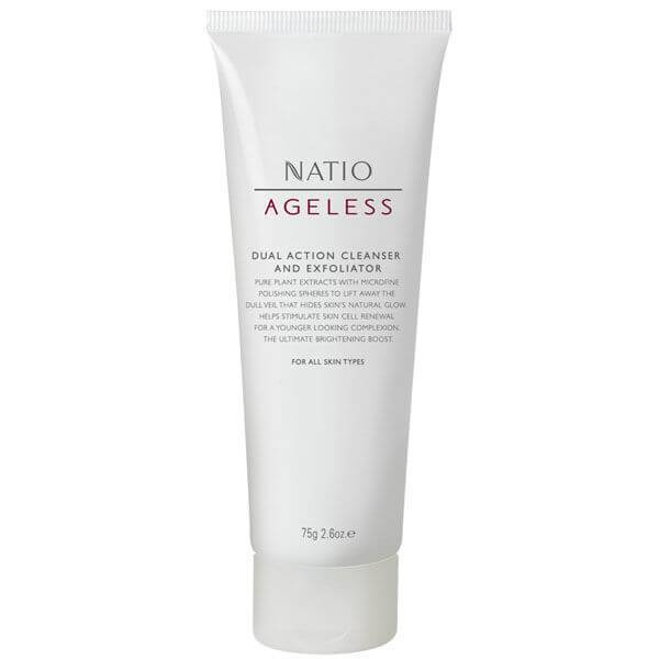 Natio 双效洁肤去角质膏 75g