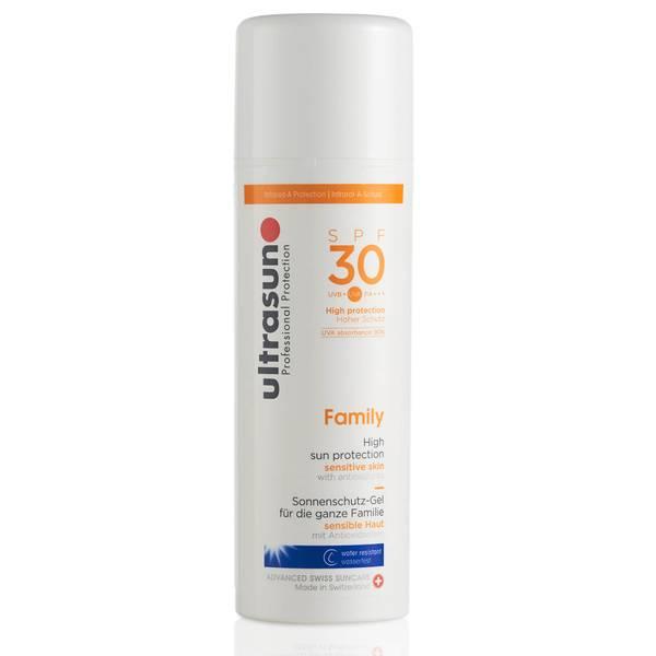 Ultrasun 合家欢防晒乳 SPF30 150ml | 适合超敏感肌
