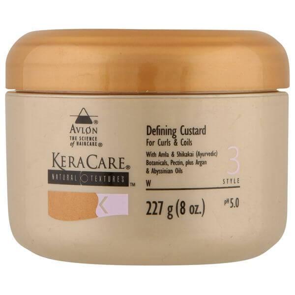 Keracare 自然质感定型乳(227g)