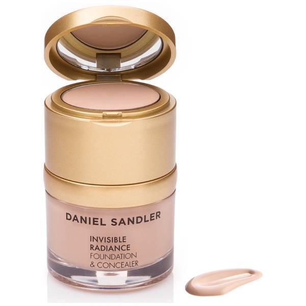 Daniel Sandler丹尼尔桑德勒哑光粉底和遮瑕膏 - 米色