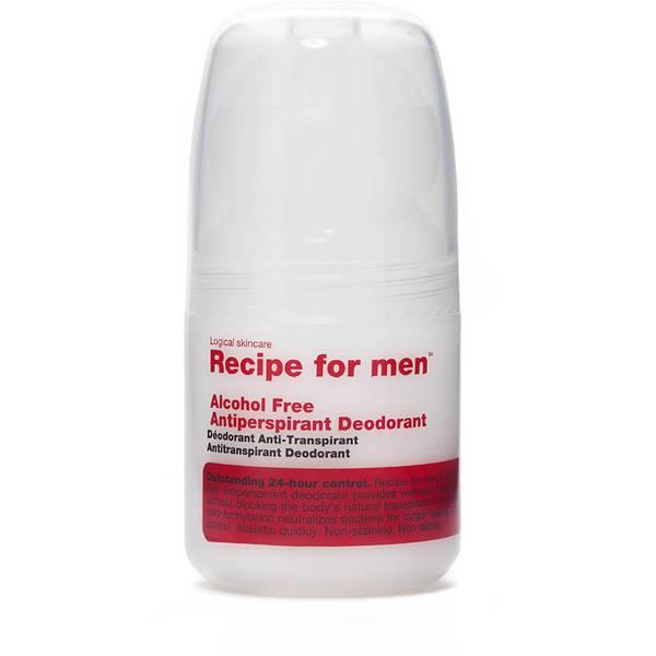 Recipe for Men - 无酒精走珠止汗露 60ml