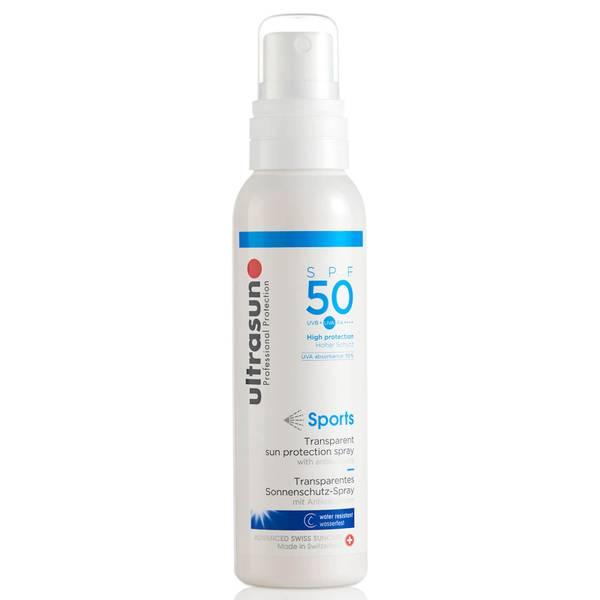UltraSun Very High SPF 50 Sports Spray Formula (150毫升)