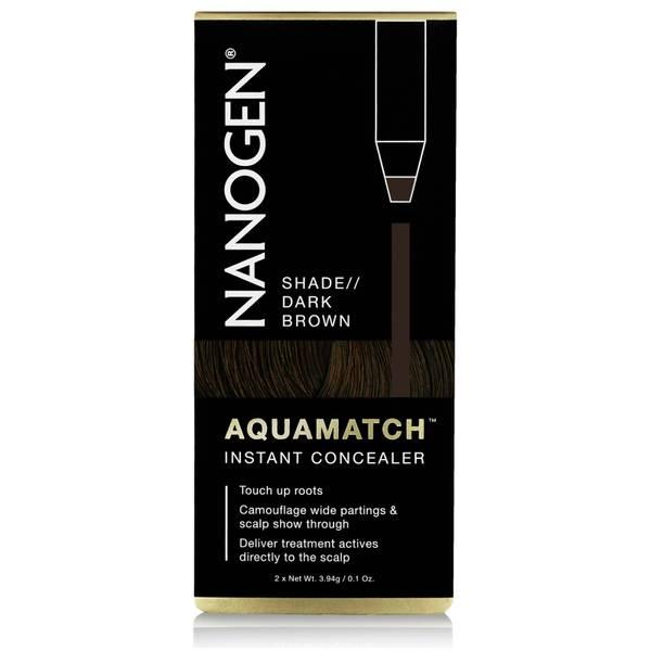 Nanogen Aquamatch Dark Brown (2x3.94g)