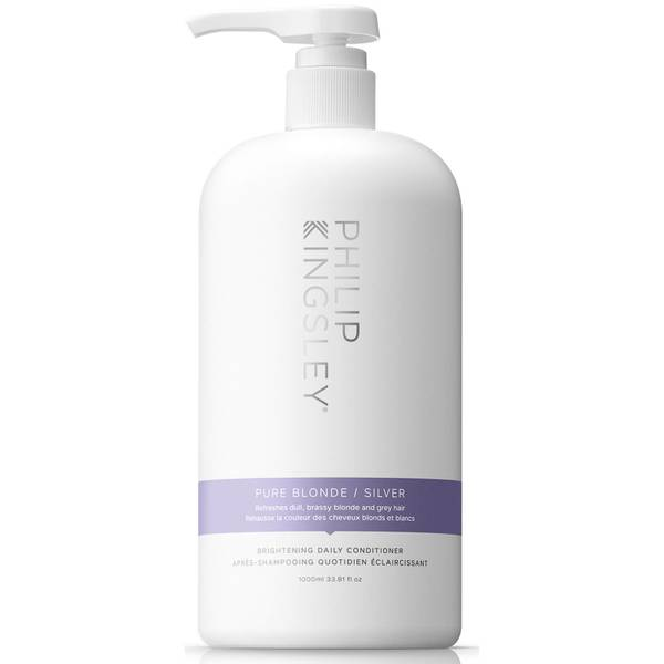 Philip Kingsley Pure Silver Conditioner(1000 ml) - (价值 80.00 英镑)