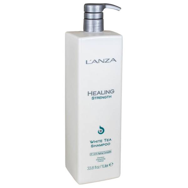 LAnza Healing Strength White茶Shampoo(1000ml) - (价值 86.00 英镑)