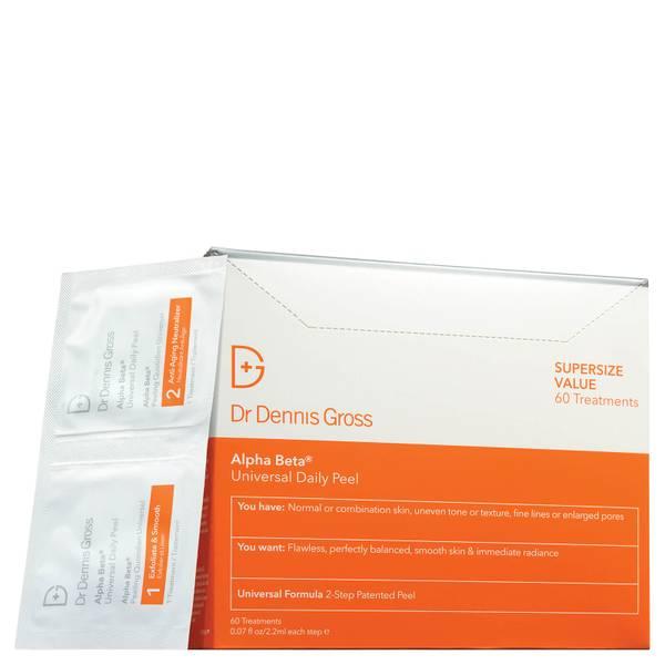 丹尼斯•格罗斯博士阿尔法贝塔日常 Face 去角质霜(60包)