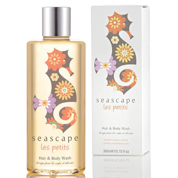 Seascape Island Apothecary Les Petits Hair and Body 露(300ml)