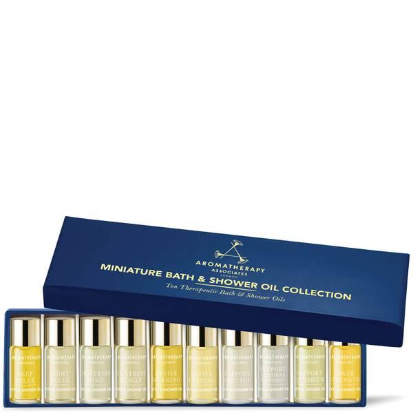 Aromatherapy Associates微型De-Stress肌肉水疗沐浴油