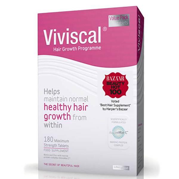 Viviscal 生发养发营养片 3 月装(180 片)