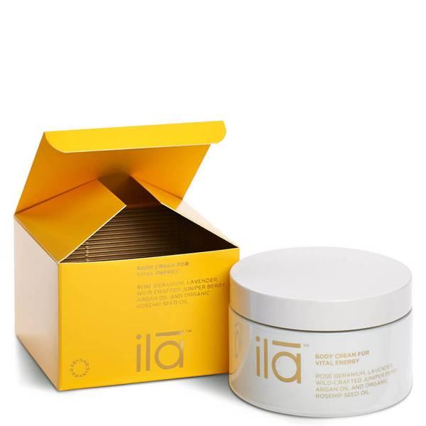 ila-spa活力能量身体护肤霜 200g