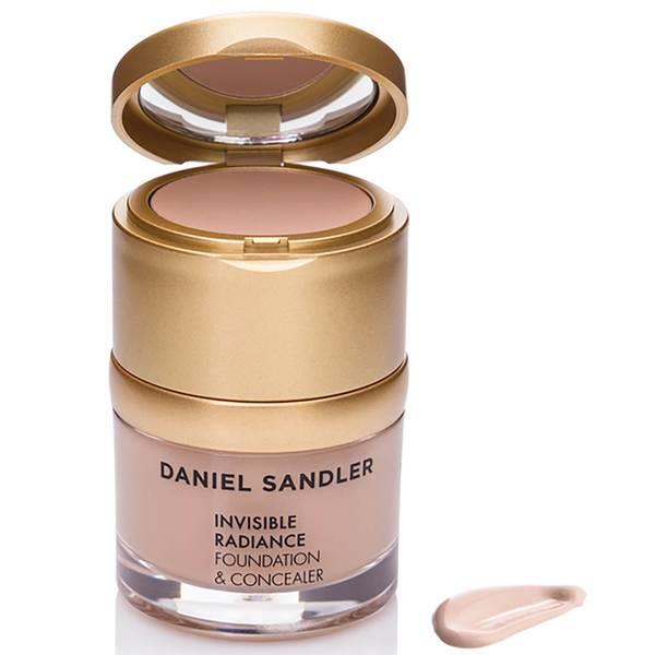 Daniel Sandler 无痕哑光粉底遮瑕膏 - Sand