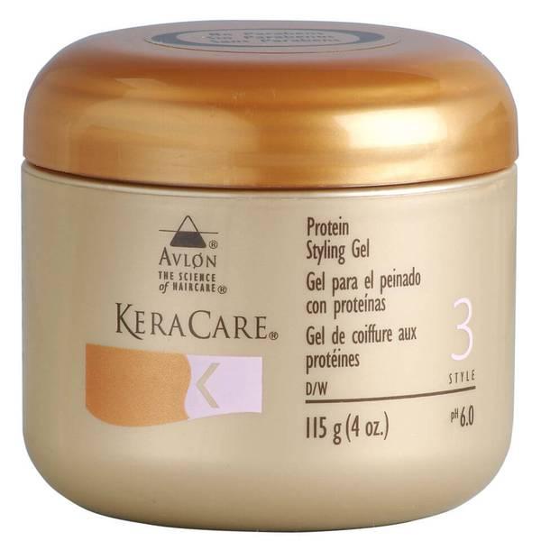 KeraCare 蛋白造型啫喱 115g