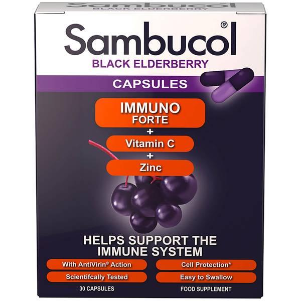 Sambucol 维生素C胶囊(30粒)