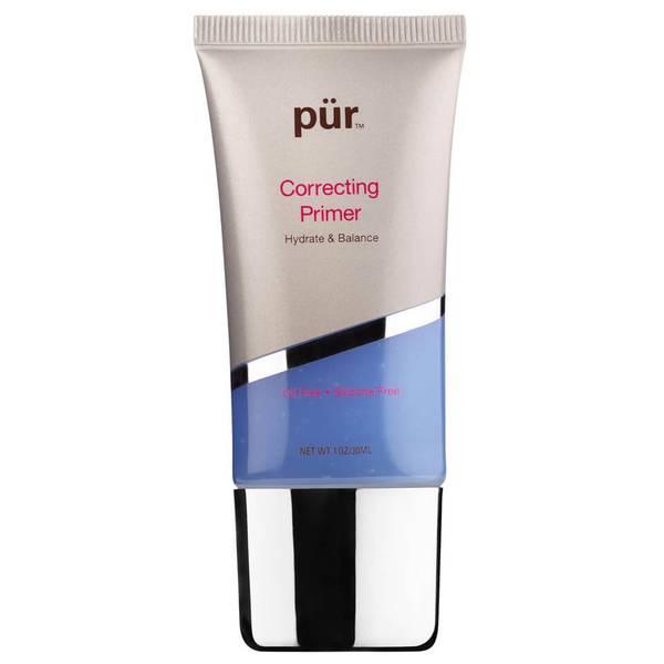 PUR颜色纠正底霜具有保湿和平衡的功效,为紫色