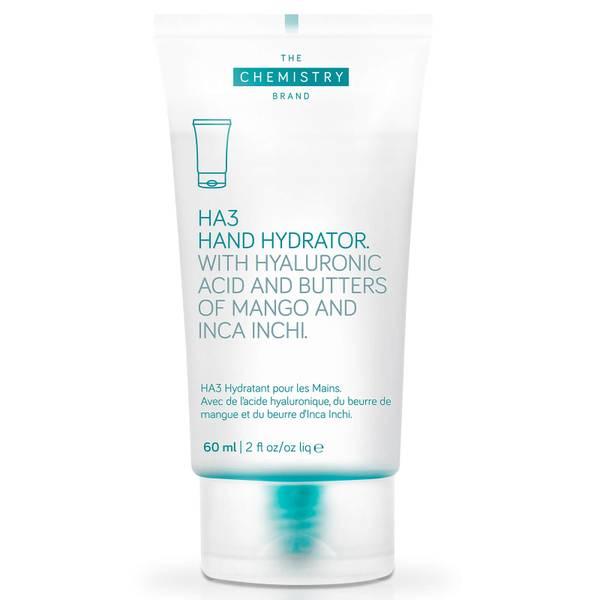 The Chemistry Brand Ha3: Triple Function Hyaluronic Rich Hydrator Hand Cream (60ml)