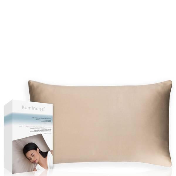 Iluminage 铜离子枕套 - 美容觉必备
