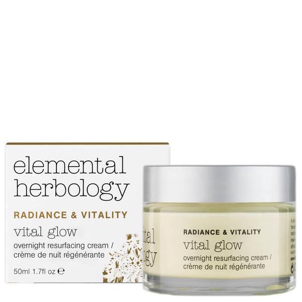 Elemental Herbology活力焕发隔夜修复霜(50ml)