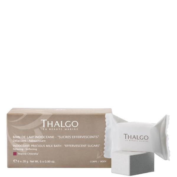 Thalgo 印度洋珍稀乳液沐浴香皂块 6 x 28g