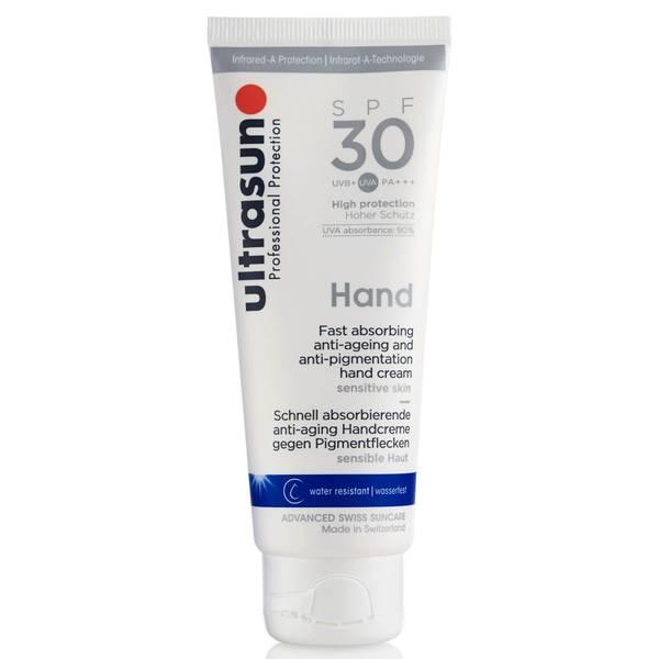 Ultrasun SPF30 防色素沉着护手霜(75ml)