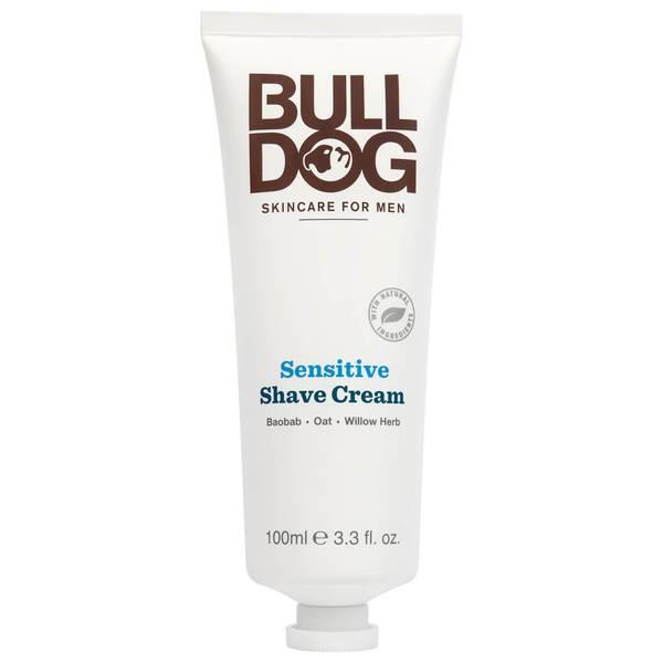 Bulldog 敏感肌剃须霜 100ml