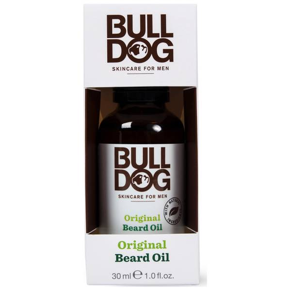 Bulldog Original胡须护理油30ml