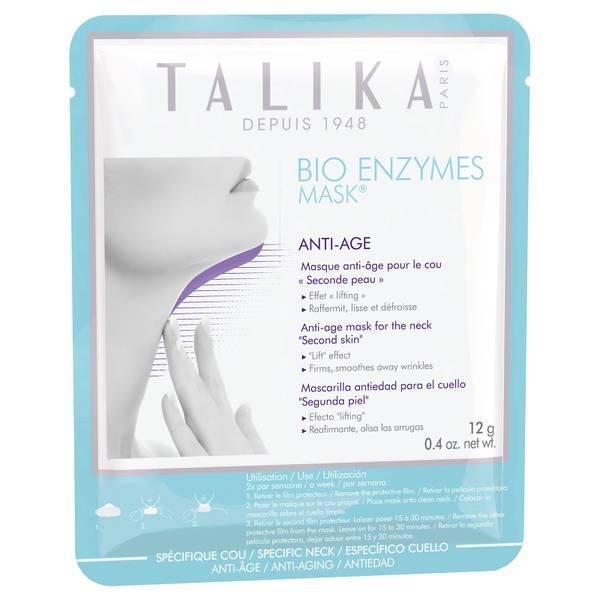 Talika 生物酶面膜 12g   颈部