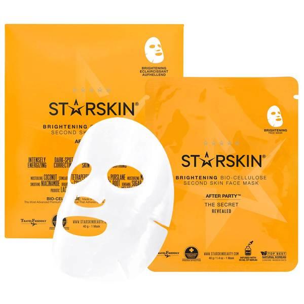 STARSKIN After Party™ 椰子生物纤维素第二皮肤焕彩面膜