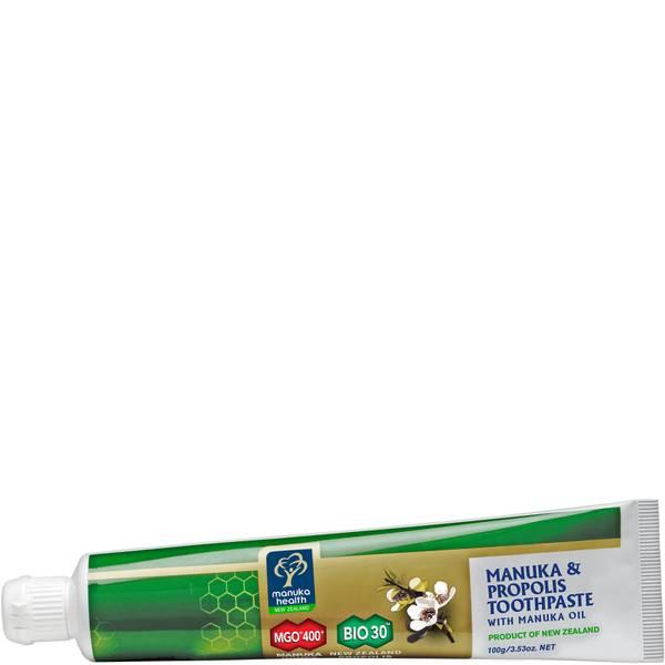 Manuka Health 蜂胶及 MGO 400 麦卢卡树油牙膏
