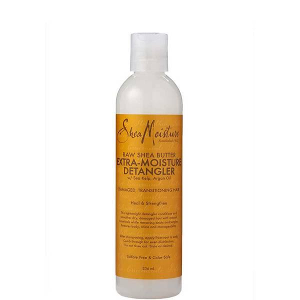 Shea Moisture 非洲原生态乳油木果脂深层滋养免洗护发素 236ml