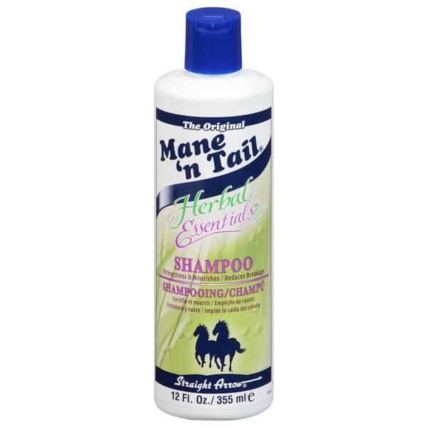 Mane 箭牌橄榄油草本精华洗发水 355 毫升