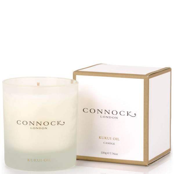 Connock London Kukui Oil Candle 222g