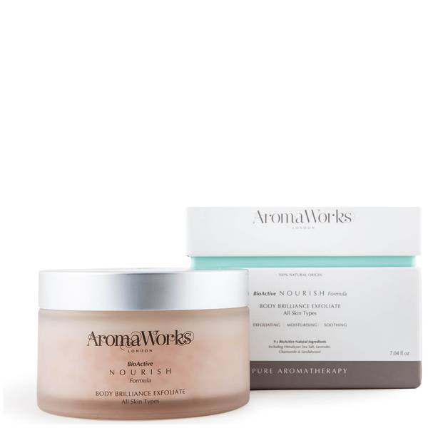 AromaWorks 亮肤去角质膏 200ml