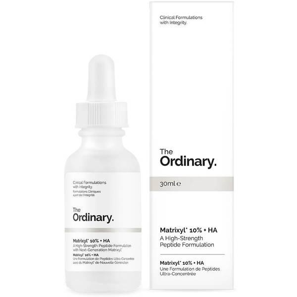 The Ordinary 10% 五胜肽 + 玻尿酸 | 抗衰老精华