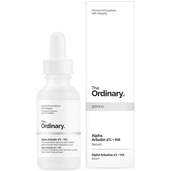 The Ordinary 2% 熊果苷 + 玻尿酸 | 祛痘去痘印精华液