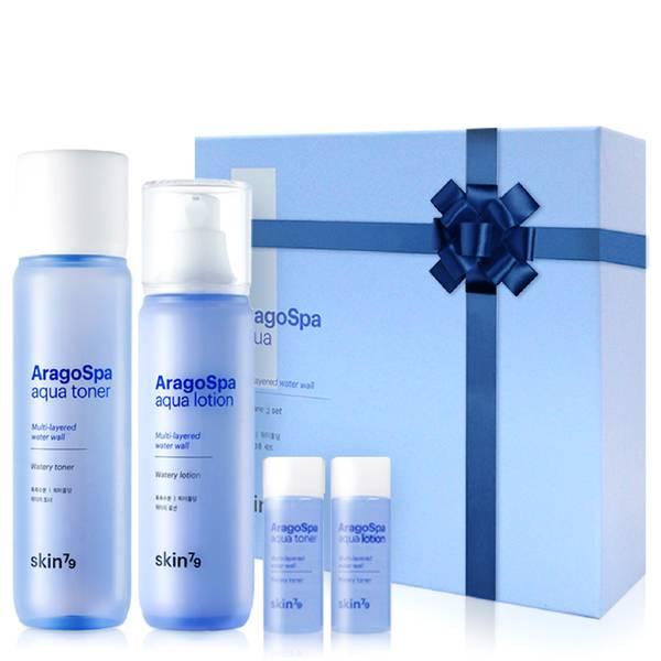 SKIN79 Aragospa 水感护肤套装