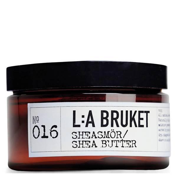 L:A BRUKET No. 016 自然乳木果油身体乳 100g