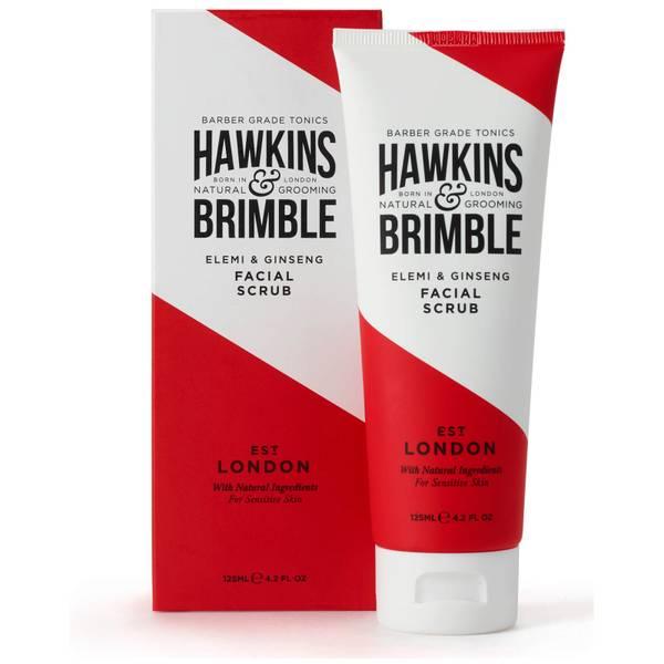 Hawkins & Brimble 面部磨砂膏 125ml