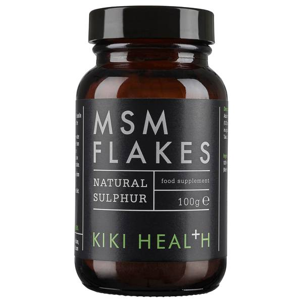 KIKI Health MSM 有机硫膳食营养剂 100g