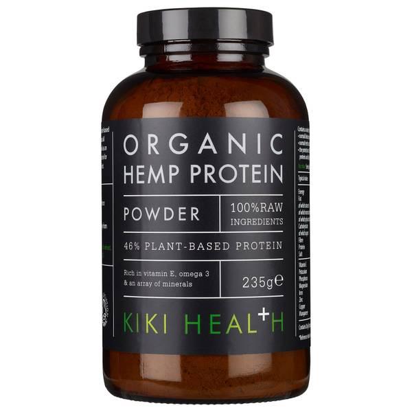 KIKI Health 有机大麻籽蛋白粉 235g