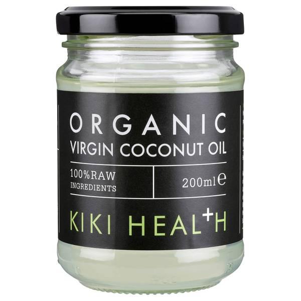 KIKI Health 有机冷压初榨椰子油 200ml