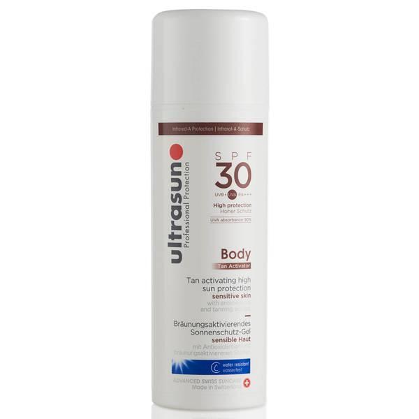 Ultrasun 活肤美黑身体乳 SPF30 150ml