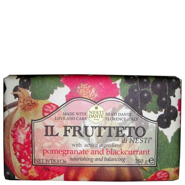 Nesti Dante 芳菲果园系列手工皂 250g | 石榴和黑醋栗