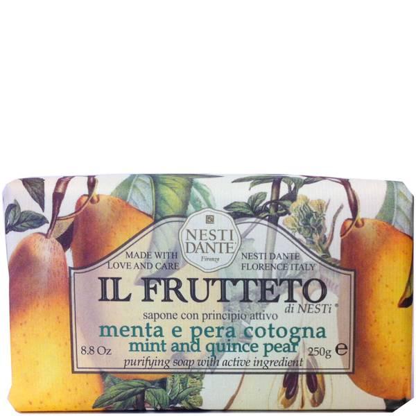 Nesti Dante 芳菲果园系列手工皂 250g   薄荷和香木梨