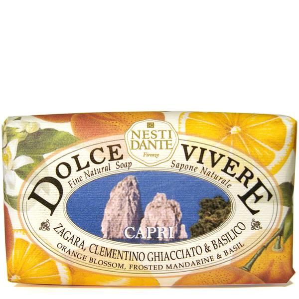Nesti Dante 甜蜜之旅系列沐浴皂 250g | 卡普里