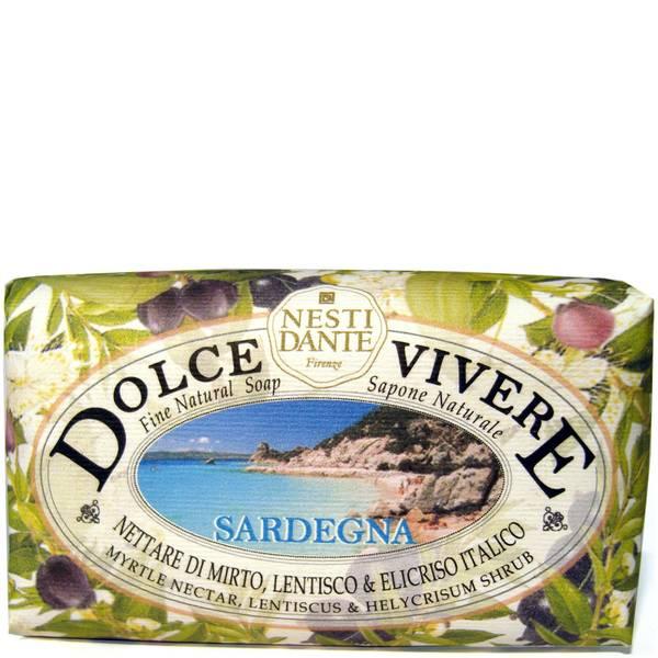 Nesti Dante 甜蜜之旅系列沐浴皂 250g   撒丁岛